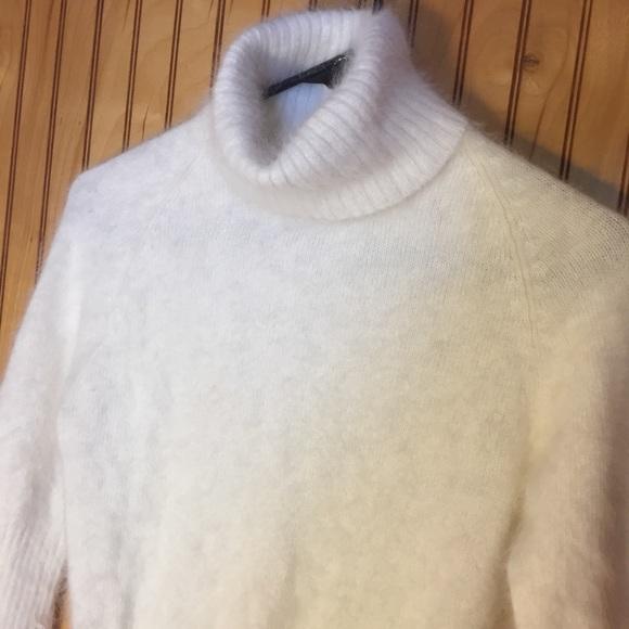 Retro 90's GUESS jeans Angora rabbit hair sweater